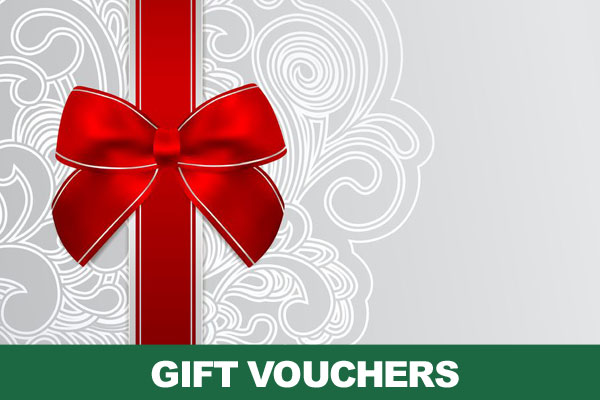 Goddards gift vouchers