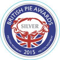 British Pie Awards 2015 Silver Winner