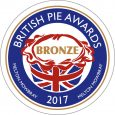 British Pie Awards 2017 Bronze Winner