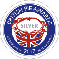 British Pie Awards 2017 Silver Winner