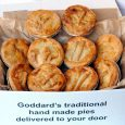 Box of Goddards handmade pies