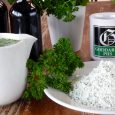 Instant parsley liquor