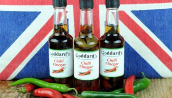 Chilli Vinegar and Plain Now Available
