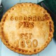 Hand made celebration pies