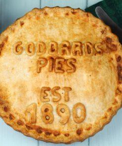 Hand made celebration pies