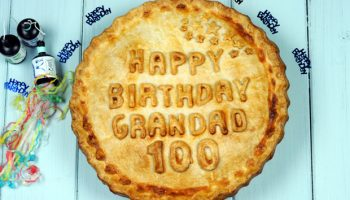Personalise your pie
