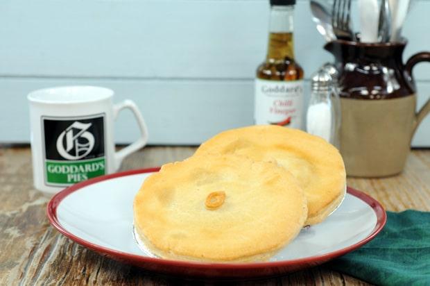 Gluten free minced beef pies