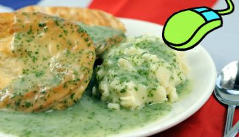 Buy your pie mash and liquor online