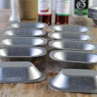10 pie and mash pie tins