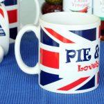 Pie and mash lovely jubbly mug