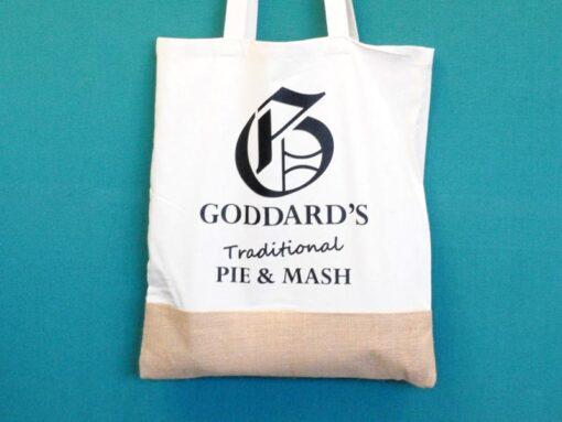 Goddards cotton tote bag